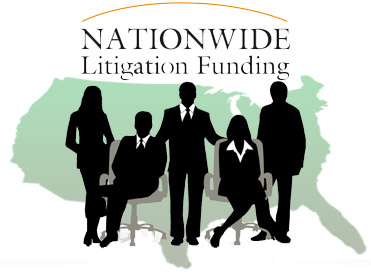Team of Nationwide Litigation Funding